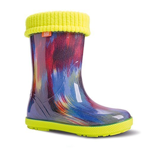 Demar Hawai Lux Children Lined Wellies