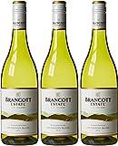 Brancott Estate 2015 Marlborough Sauvignon Blanc Wine, 75 cl - Case of 3