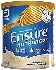 Ensure Nutrivigor - Complemento Alimenticio para Adultos, con HMB, Proteínas, Vitaminas y Minerales, como el C