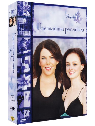 una-mamma-per-amica-stagione-06-6-dvds-it-import