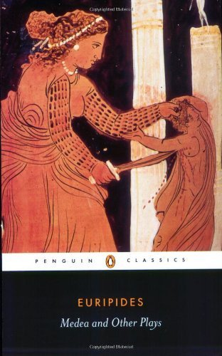 Medea and Other Plays : Medea; Hecabe; Electra; Heracles (Penguin Classics) by Euripides (2002) Paperback