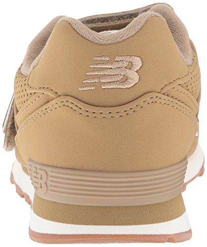 New Balance Unisex Baby 574v1 Sneaker Tan