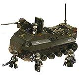 Sluban M38-B6300 - Modellino di carro Armato da Costruire