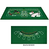 Blackjack / Craps Set - Casino Party Game Set
