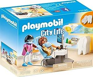 Playmobil City Life 70198 Set de Juguetes - Sets de Juguetes (Acción / Aventura, 4 año(s), Niño/niña, Interior, Multicolor, Gente)