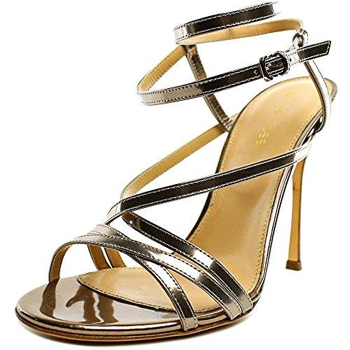 sergio-rossi-scarpe-donna-damen-us-75-metallische-sandale