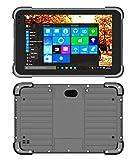 8 inch IP67 Ultra 3G Rugged Tablet PC Original Windows 10 Home OS Intel Quad-core CPU 4 Meter Genauigkeit GPS Ultra Tough Anti-Kratz-Panel Militär Grade für raue Bedingungen