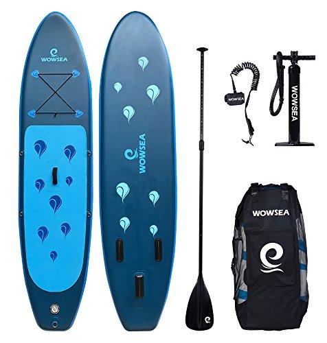 Tabla hinchable paddle surf - Wowsea paddle board...