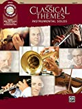 Easy Classical Themes Instrumental Solos: Flute (incl. CD)