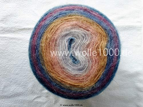 Papatya Cake Angora - 200g Cake Yarn - Garn/Wolle zum Häkeln und Stricken (601)