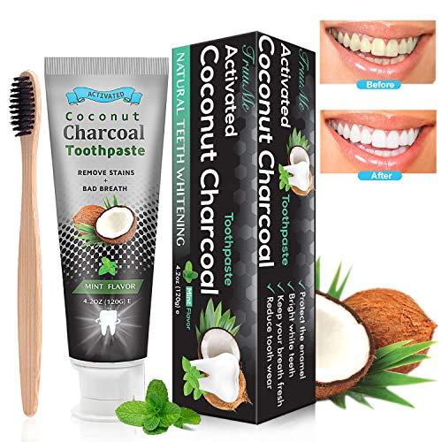 Sbiancante denti, sbiancante per denti, dentifricio sbiancante denti, dentifricio sbiancante - migliora la salute orale, pulizia dei denti, sbiancamento dei denti - sapore alla menta