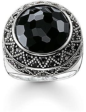 Ring ZickZack Onyx TR2052-641-11-54