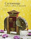Cartonnage : Coffrets raffinés et décoratifs...