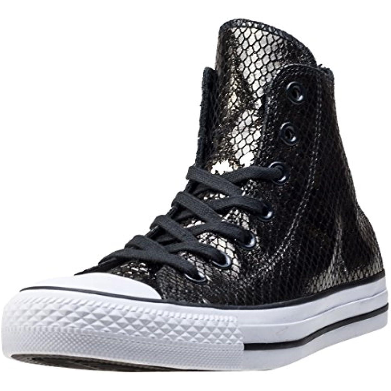 Converse All Star Chuck Taylor II Black Metallic B01HQLRJS6 Leather Trainers - B01HQLRJS6 Metallic - f465d5