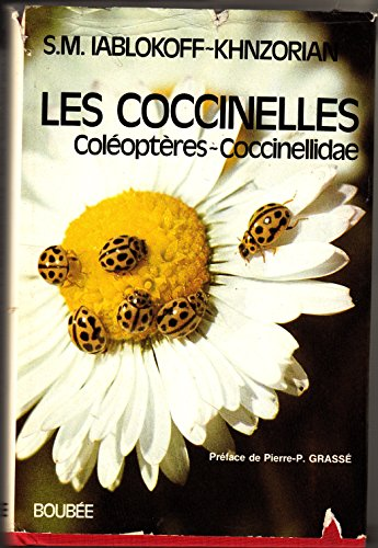 Les Coccinelles : Coléoptères-Coccinellidae, tribu Coccinellini des régions paléarctique et orientale
