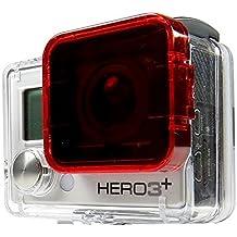 Rotfilter für GoPro HERO3+ Hero4 Redfilter Gopro Tauch Rotlichtfilter Diving Filter