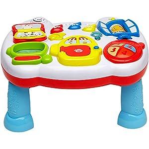 Globo Toys Globo 5072 Vitamina_G Try-Me Panel y Actividades de Mesa Juguete con luz y Sonido