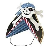 Piraten Partyhüte Kindergeburtstag Piraten Party 8 Stück