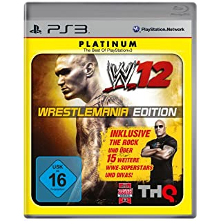 WWE 12 - Platinum Edition
