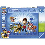 Ravensburger 10899 - Ryder und die Paw Patrol, 100 XXL Teile Puzzle