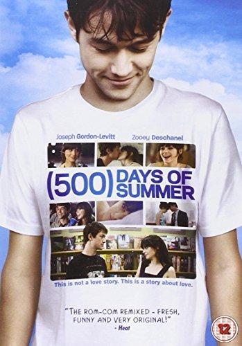 (500) Days of Summer [DVD] [2009] by Joseph Gordon-Levitt