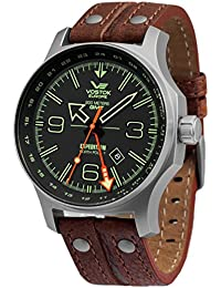 Vostok Europe Expedition North Pole relojes hombre 515.24H-595A501