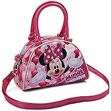 9cd59a807 Karactermania 36214 Minnie Mouse Bubblegum Bolsos Bandolera, 22 cm, Rosa