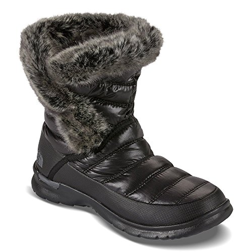 THE NORTH FACE Stiefel für Damen 11 B (M) US Grau (Stiefel The Face Damen North)