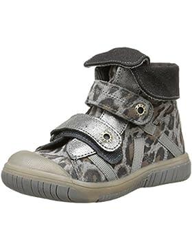 Babybotte Acteur2 - Zapatillas de Deporte de Cuero Niñas