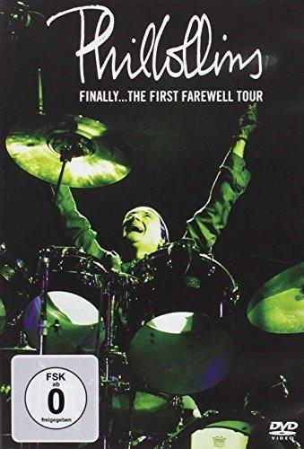 Preisvergleich Produktbild Finally... The First Farewell Tour [2 DVDs] by Phil Collins