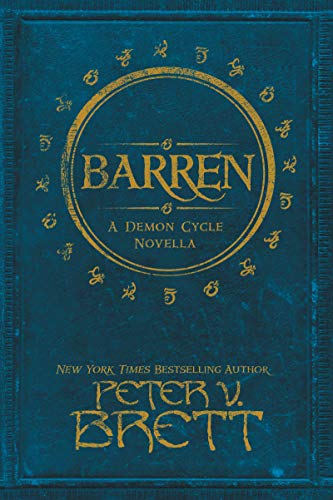 Barren (Demon Cycle) (English Edition) - Core Messenger