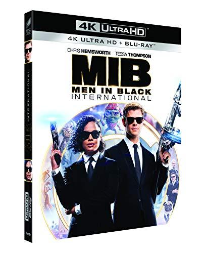 Men in black : international 4k ultra hd