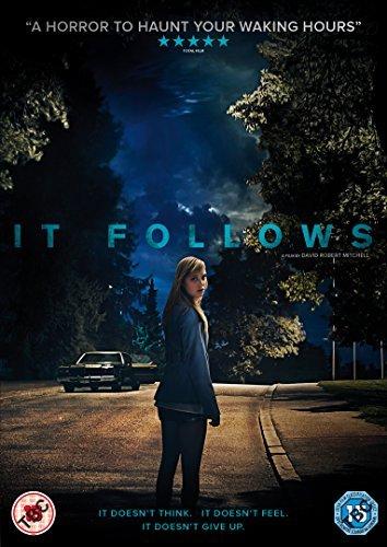 It Follows [DVD] by Maika Monroe