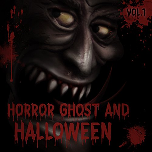 Horror Ghost and Halloween, Vol. 1