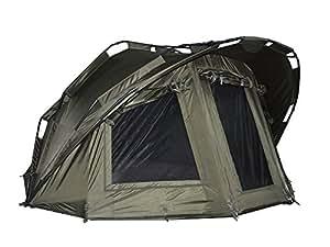 """MK-Angelsport """"Fort Knox 2 Mann Dome"""" Tente pour la pêche à la carpe 2 places"""