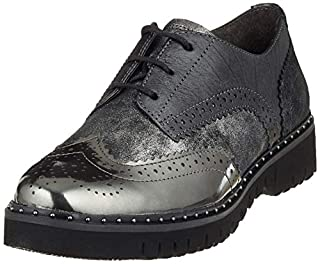 Gabor Shoes Comfort Sport, Scarpe Stringate Derby Donna, Nero (Schwarz Kombi 39), 37.5 EU (B07CL1WG37) | Amazon price tracker / tracking, Amazon price history charts, Amazon price watches, Amazon price drop alerts