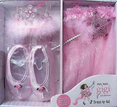 (Sheila Walsh's Gigi God's Little Princess Dress-Up Kit) By Walsh, Sheila (Author) unknownbinding on ()