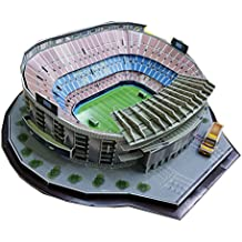 Puzzle 3D - Estadio Nou Camp Barcelona FC 0c616b612bb