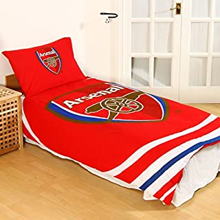 UKSoccershop Arsenal F.C. Single Duvet Set PL