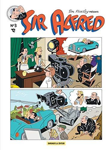 Sir Alfred - tome 0 - Sir Alfred par Hensley Tim