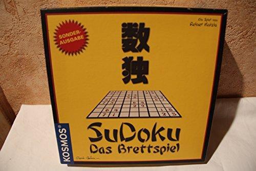 Sudoku Das Brettspiel von Kosmos