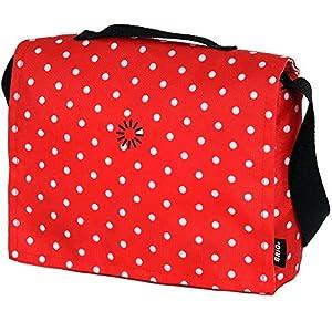 Brio Gmbh 24891594 Rojo con Puntos wickeltasche