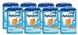 Aptamil Pre Anfangsmilch mit Pronutra, 8er Pack (8 x 800g)