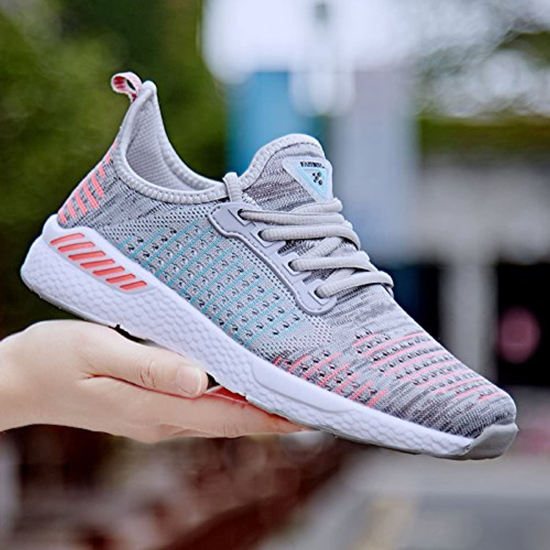 Hasag nuevos Zapatos de los Deportes de los Deportes de Verano de Las Mujeres Que corren los Pares Zapatos Casuales...