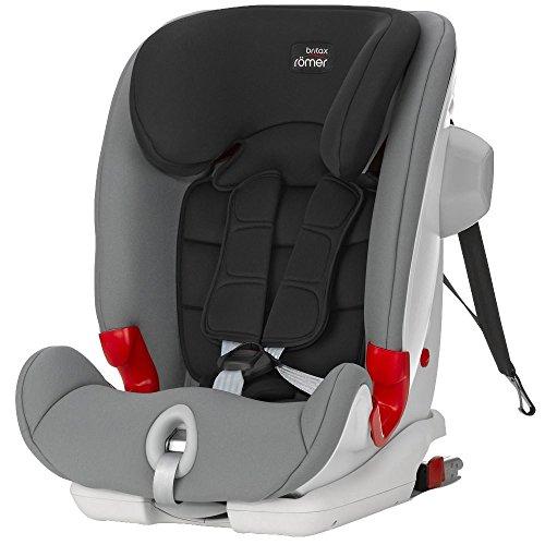 Preisvergleich Produktbild Römer Kindersitz Advansafix II SICT Modell 2016, Steel Grey