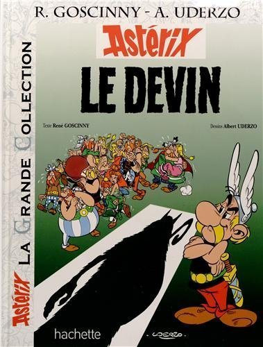 Ast??rix Grande Collection - Le Devin - n??19 (Asterix Grande Collection) (French Edition) by Rene Goscinny, Albert Urdezo (2013) Hardcover