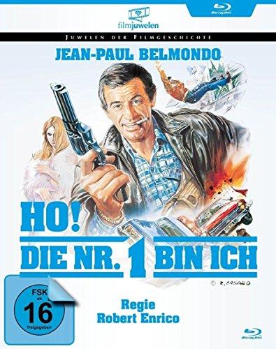 Bild von Ho! Die Nummer Eins bin ich (Die Nr. 1 bin ich) - inkl. beider dt. Synchronversionen - Filmjuwelen [Blu-ray]