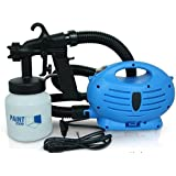 Paint Zoom Ultimate Electric Professional Paint Portable Spray Painting Machine compressor & gun + Free gift(any one) as seen in image ...