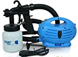 Paint Zoom Ultimate Electric Professional Portable Spray Painting Machine Compressor and Gun