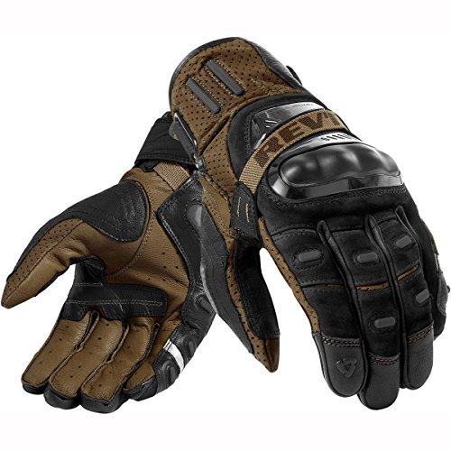 Preisvergleich Produktbild Revit Motorradhandschuhe Cayenne Pro,  Farbe schwarz-sand,  Größe L